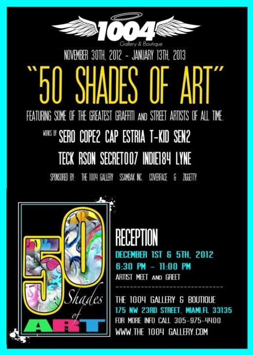 50shades of art